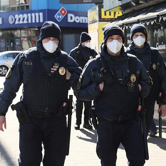Ukrayna'da koroanvirüs vaka sayısı 41'e yükseldi: İlk hasta taburcu edildi