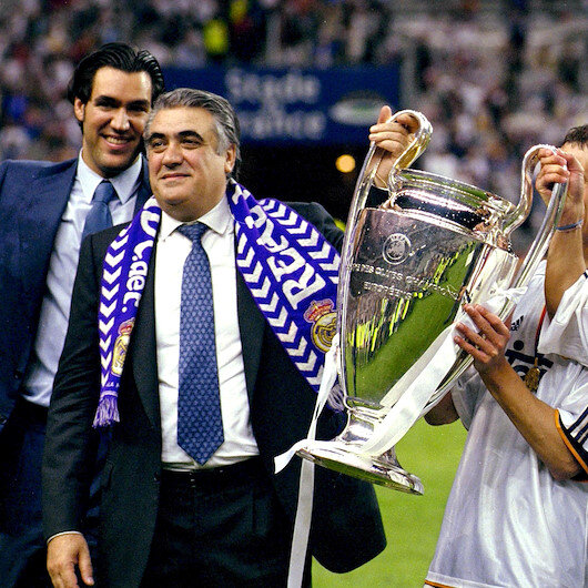 Former Real Madrid President Sanz dies from COVID-19