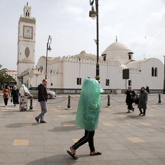 Algeria calls for heightened alert over coronavirus