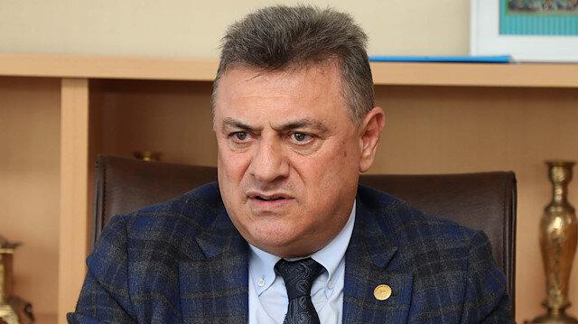 Rizespor Kulübü Başkanı Hasan Kartal