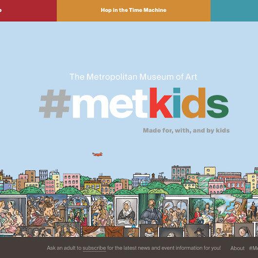 Çocukların evden gezebileceği 6 dijital müze