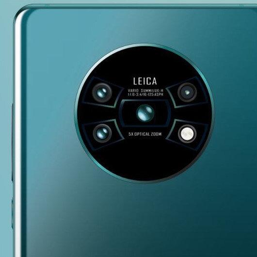 Huawei patent hamlesi yaptı. Çember kameralar aynı zamanda dokunmatik olacak