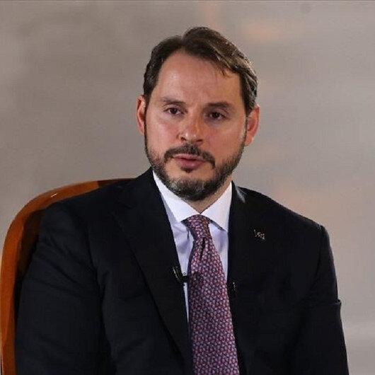 وزير الخزانة والمالية التركي يشارك في اجتماع مجموعة العشرين