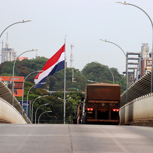 Paraguay to build contingency hospitals for virus fears