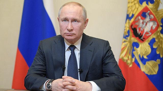Russian President Vladimr Putin