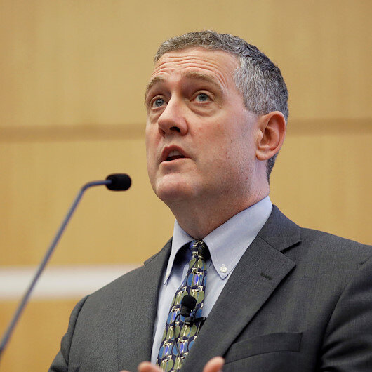 Fed's Bullard says: $2 trln package working through Congress 'scaled about right' for crisis