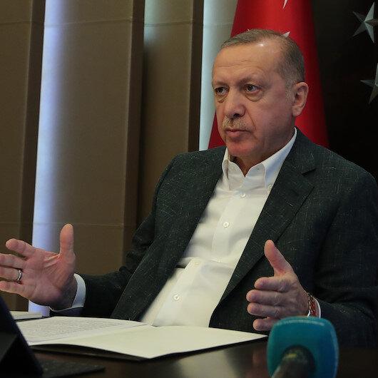 Turkey ready for all scenarios: Erdoğan