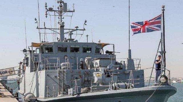 """لندن تتبع سفنا روسية بعد """"نشاط غير معتاد"""" في بحر الشمال"""