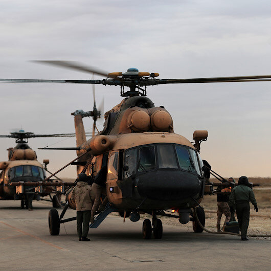 US-led coalition transfers military airbase to Iraq