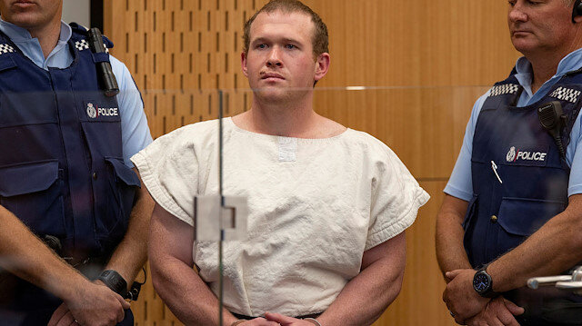 Brenton Tarrant, charged for murder in relation to the mosque attacks