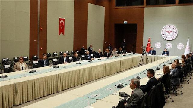   تركيا.. أردوغان يشارك في اجتماع اللجنة العلمية لمكافحة كورونا