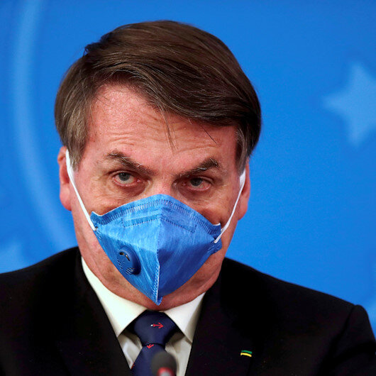 Bolsonaro calls coronavirus lockdown in Brazil's major cities a 'crime'