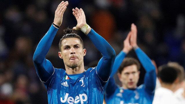 Ronaldo farkını <br>ortaya koydu