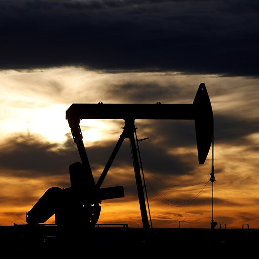 US crude oil inventories show less-than-expected rise
