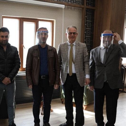 Mardin'de koruculara 3d siper üretilmeye başlandı