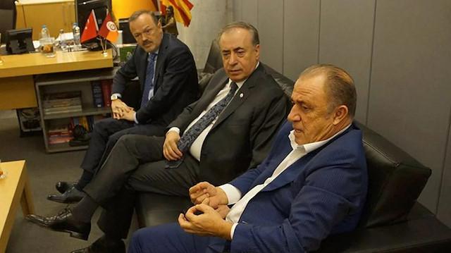 Galatasaray'da 3. vaka!