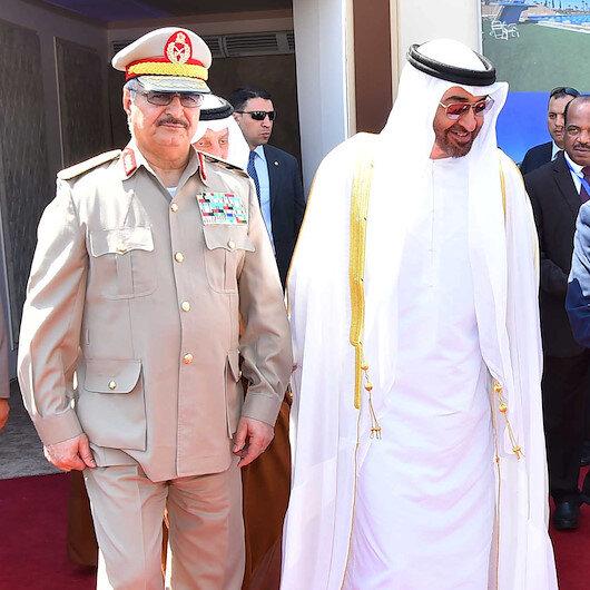 Three UAE cargo planes arrive in Haftar's airbase in Libya
