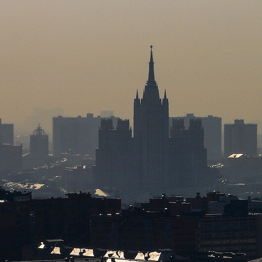Moscow mayor urges residents to stay home during holiday week