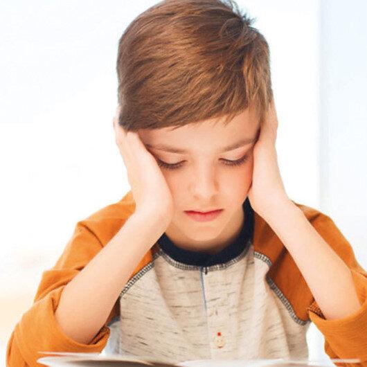 Evde çocuklara ders baskısı yapmayın