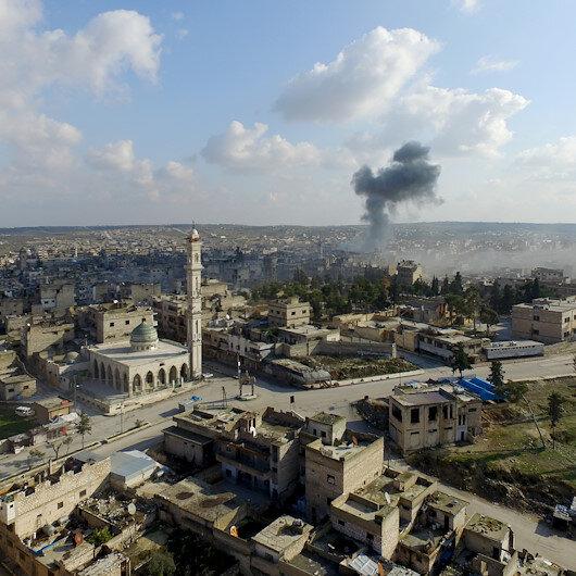 Regime, Russia kill 387 civilians in Idlib, Syria