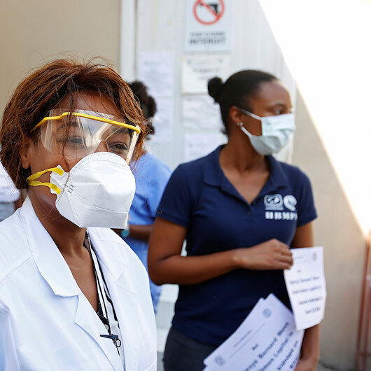 Haiti hospital chief kidnapped amid coronavirus emergency