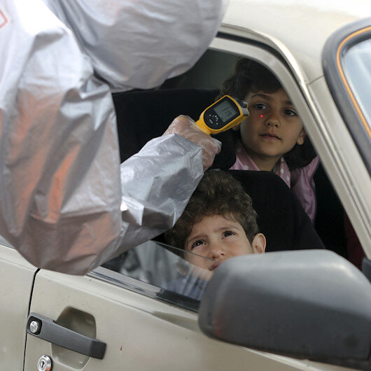 Iran's death toll from coronavirus reaches 2,640: health official