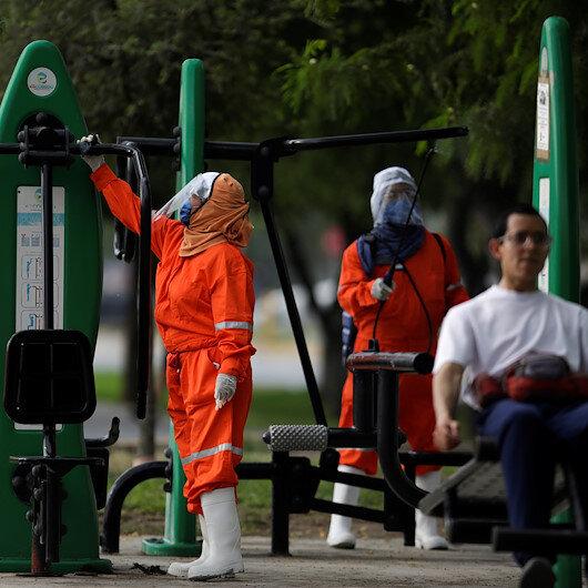 Global death toll from coronavirus surpass 30,000