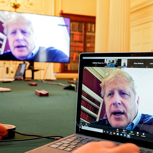 COVID-19 outbreak to worsen: British prime minister