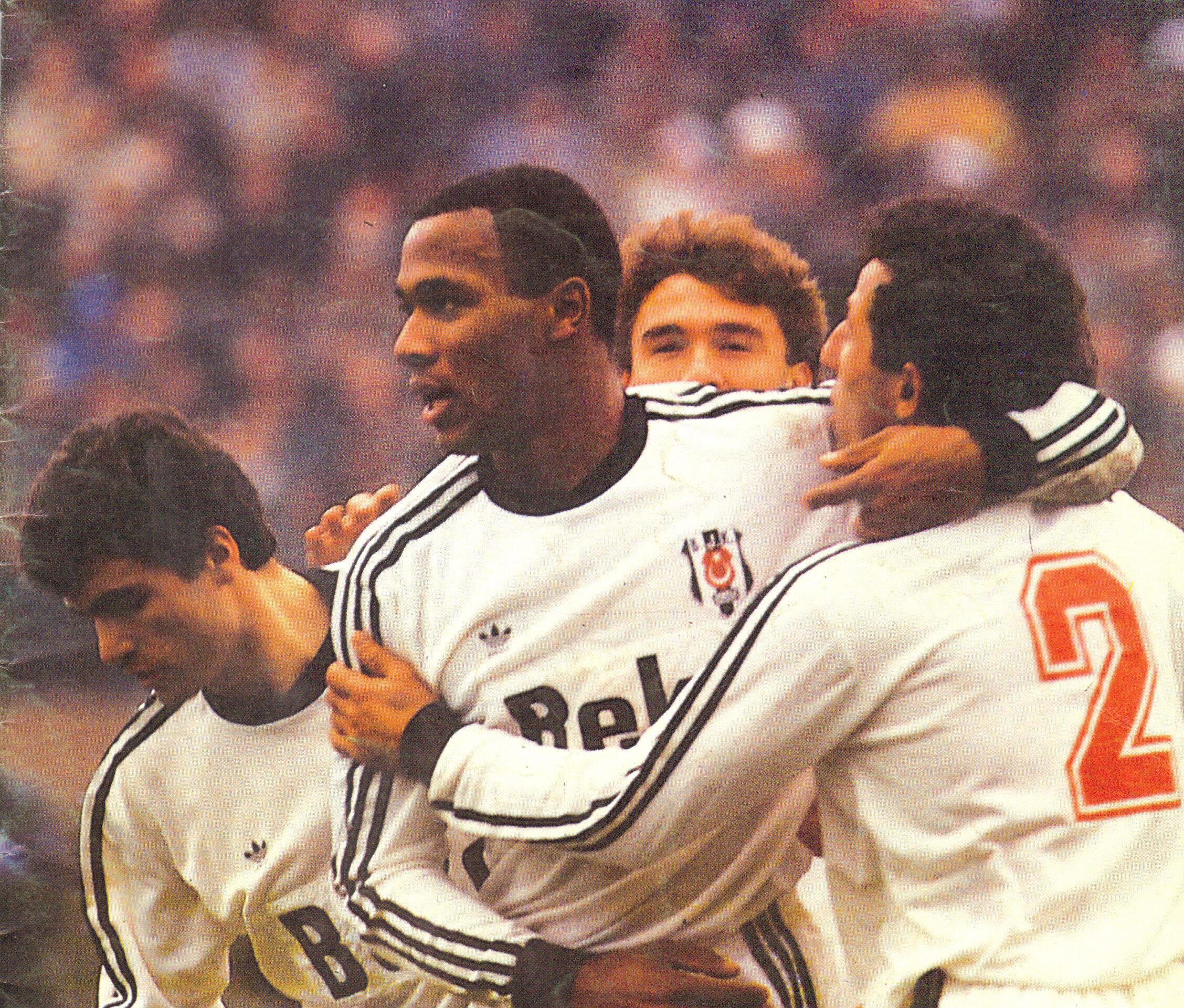 Les Ferdinand, Beşiktaş forması giyerken