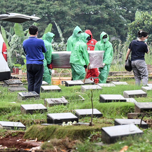 COVID-19: Indonesia death toll at 122, cases top 1,400