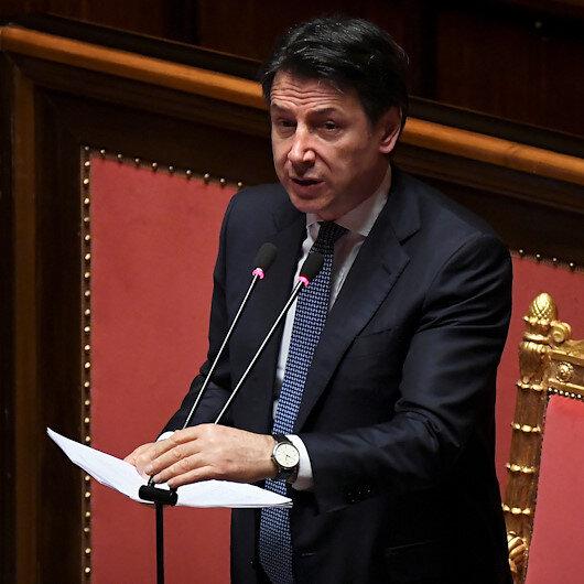 Virus pandemic may fuel euroskepticism: Italian premier