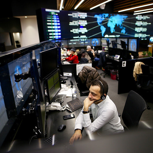 Turkey's Borsa Istanbul starts week looking down