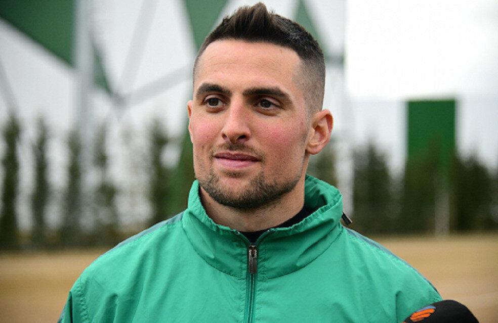 29 yaşındaki kanat oyuncusu Mak, yeşil-beyazlı forma altında Süper Lig'de 4 maça çıkmıştı.