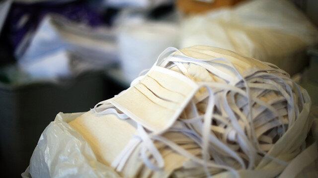 Turkey: 'Nearly 30,000 illegally produced masks seized'