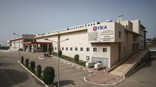 Palestine-Turkey Friendship Hospital transferred to Palestinians