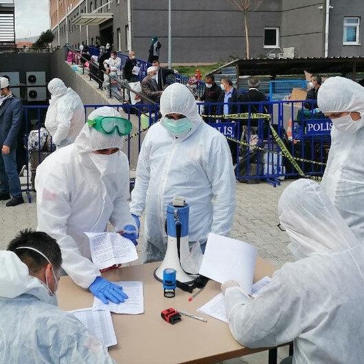 Bir ilden daha sevindiren haber: Test sonucu negatif çıkan 293 umreci tahliye edildi