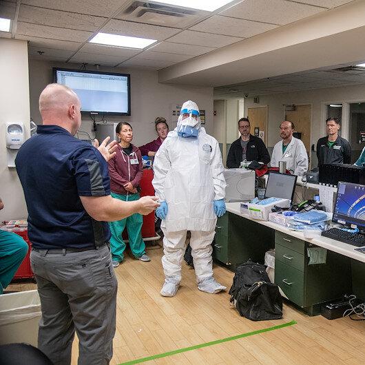 US coronavirus death toll surpasses 3,000