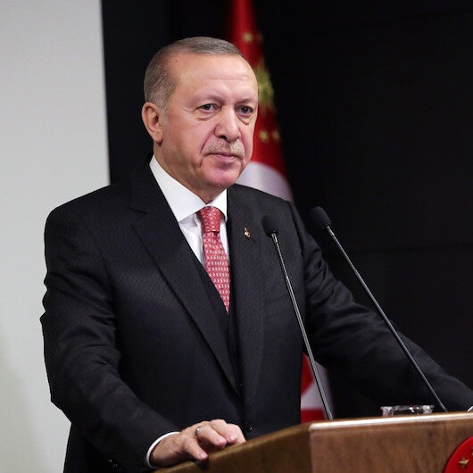Erdoğan launches National Solidarity Campaign