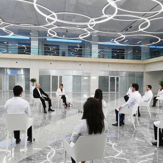 Azerbaijan to impose curfew amid coronavirus outbreak