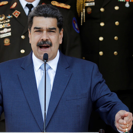 Venezuela's Maduro says post-pandemic recovery requires OPEC+ deal