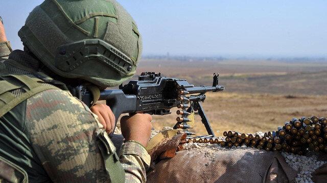 Turkey 'neutralizes' 9 YPG/PKK terrorists in NW Syria
