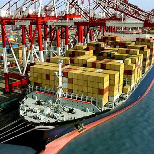 Turkey's exports up 2.3% to $14.65B in February