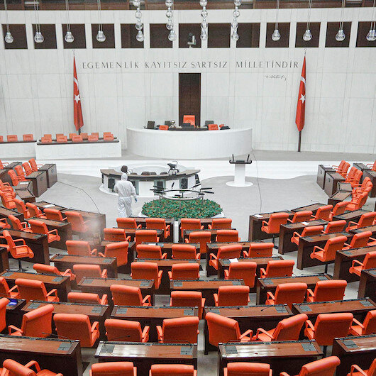 COVID-19: Turkish parliament extends ban on visitors