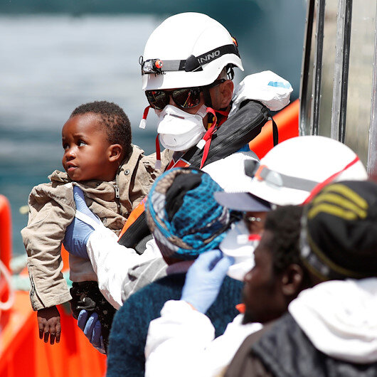 UN agencies urge safety for migrants against pandemic