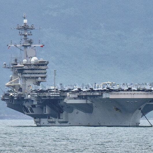 US Navy evacuates virus-hit aircraft carrier Roosevelt