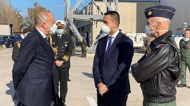 إيطاليا تشكر تركيا على مساعداتها الطبية