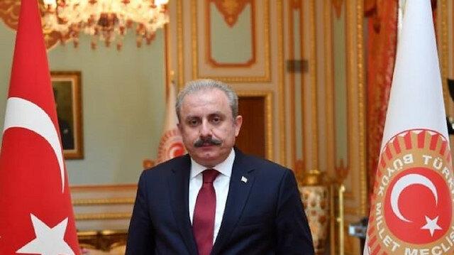 رئيس البرلمان التركي يدعو نظراءه للتضامن ضد كورونا