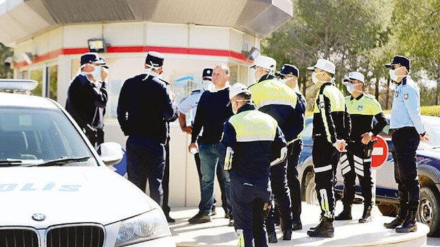 قبرص التركية تودّع آخر قافلة سياح بعد إتمام الحجر الصحي
