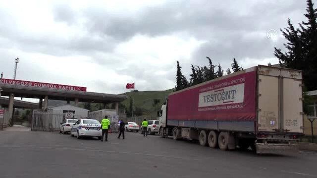 الأمم المتحدة ترسل 65 شاحنة مساعدات إلى إدلب السورية