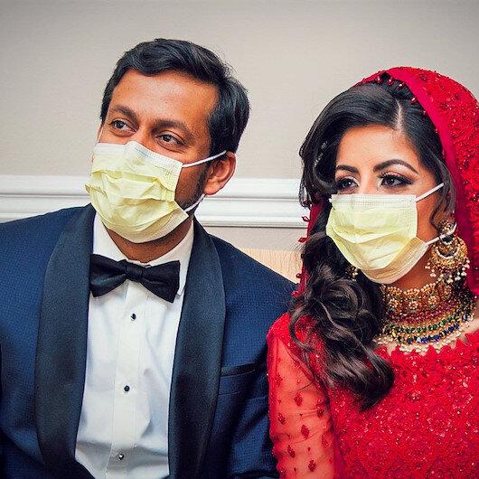 Two young doctors spend honeymoon fighting coronavirus in US